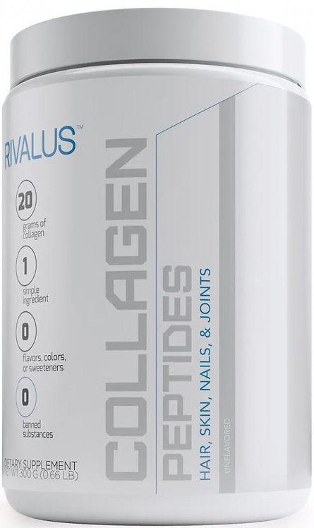 Rivalus Collagen Peptides 15 servings