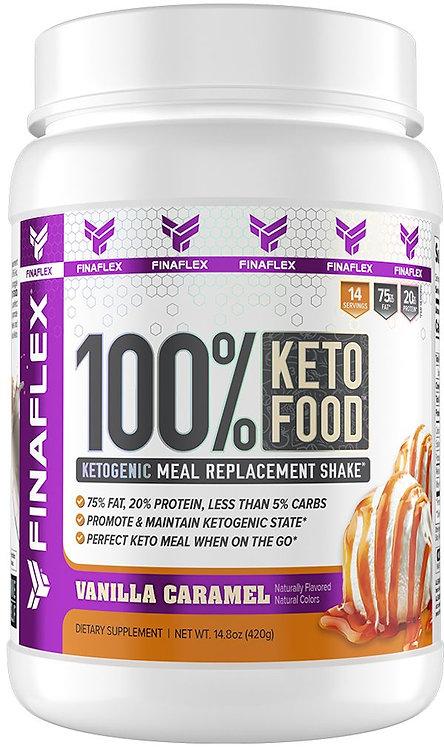 Finaflex 100% Keto Food 14 servings