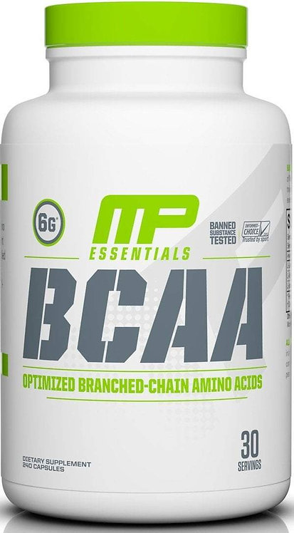 MusclePharm BCAA Essentials 240 Caps