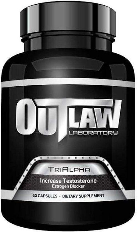Outlaw Laboratory TriAlpha 60 caps