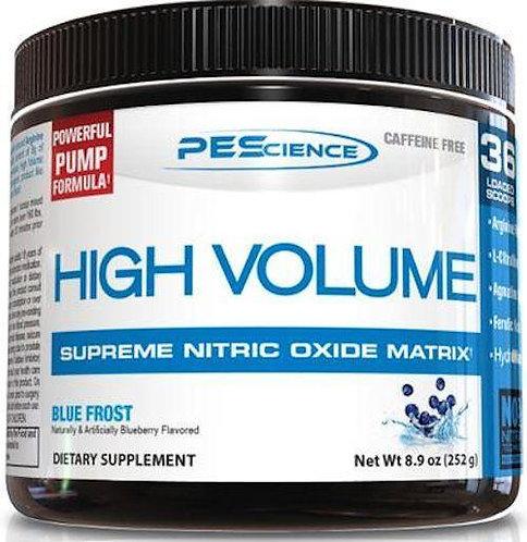 PEScience High Volume 36 servings