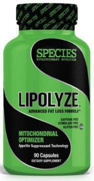 Species Nutrition Lipolyze 90 ct