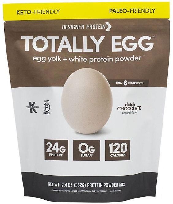 Designer Protein Totally Egg Protein Powder