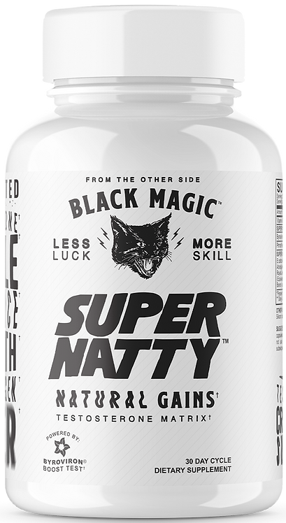 Black Magic Super Natty