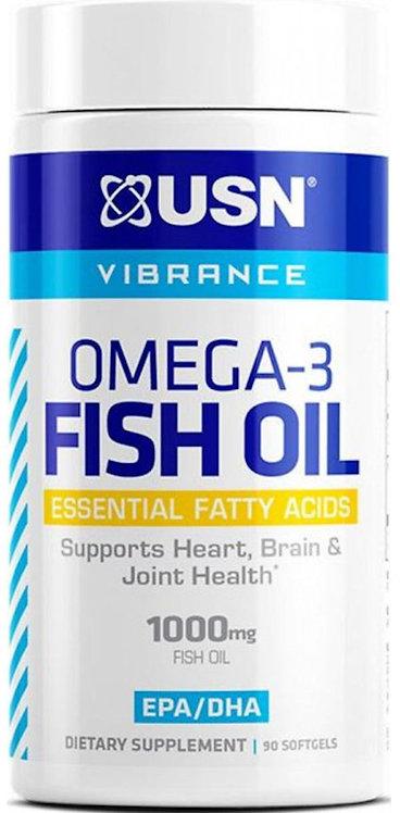 USN Omega-3 Fish Oil 90 ct