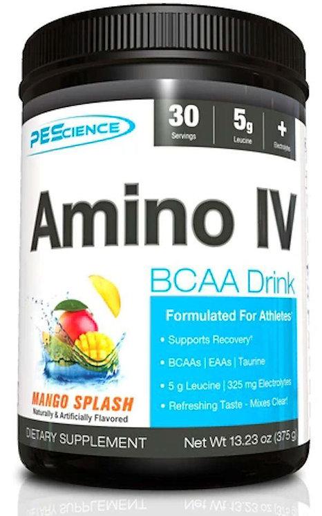 PEScience Amino IV CLEARANCE SALE $8.99