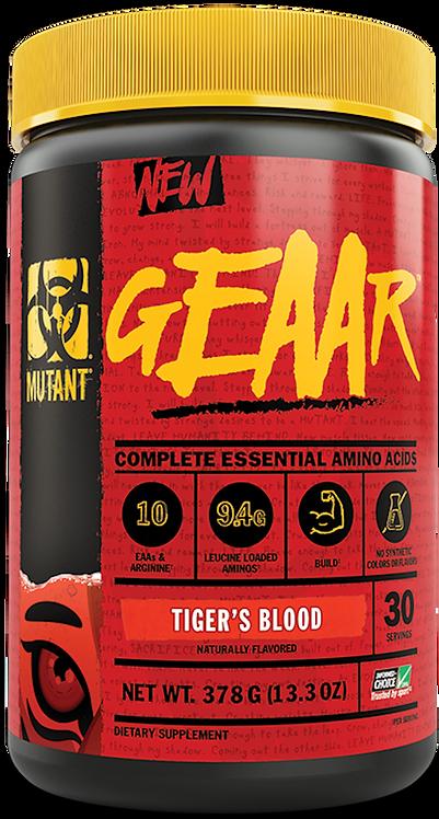 Mutant Nutrition Geaar 30 servings