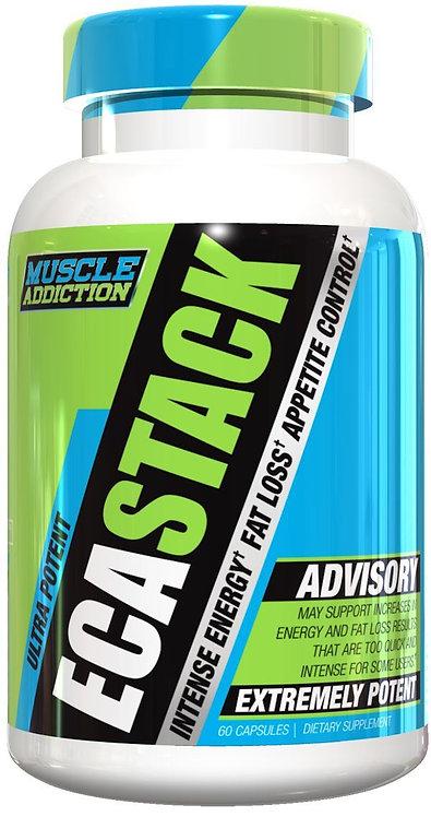 Muscle Addiction ECA Stack 60 caps