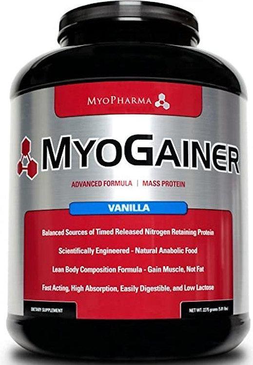 MyoPharma MyoGainer