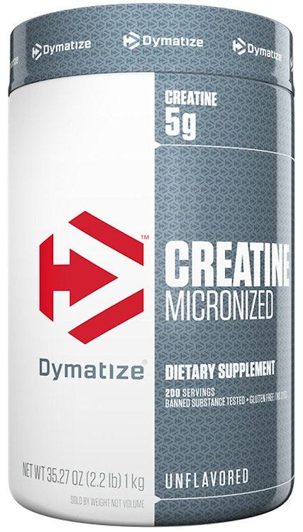 Dymatize Creatine Micronized 200 servings
