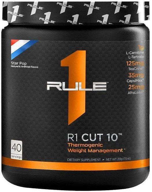 Rule1 CUT 10 40 servings