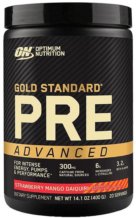 Optimum Nutrition Gold Standard Pre Advanced 20 servings