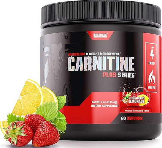 Betancourt Nutrition Carnitine Plus