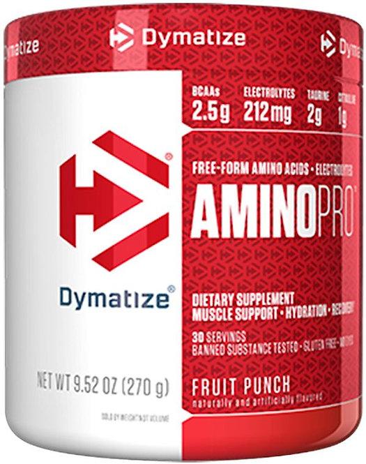 Dymatize Amino Pro 30 serving