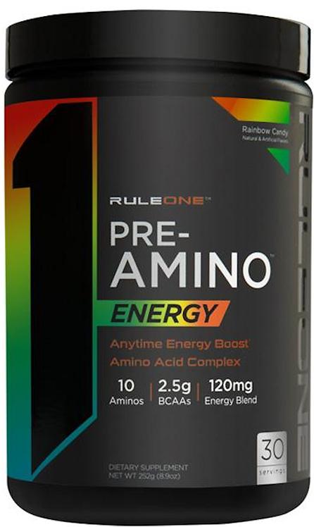 Rule1 Pre Amino Energy