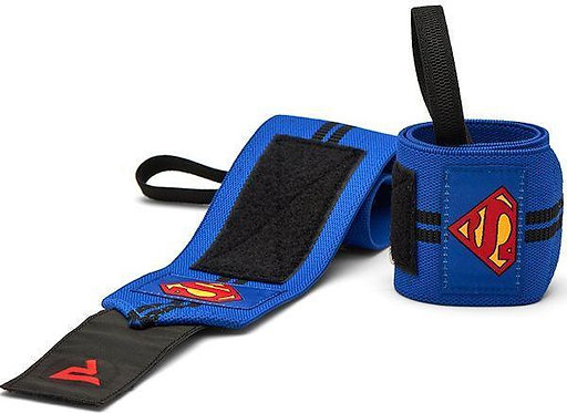 Superman Wrist Wraps Perfect Shaker