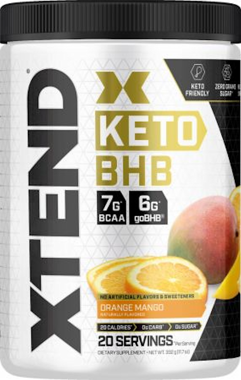 Scivation Xtend Keto 20 servings
