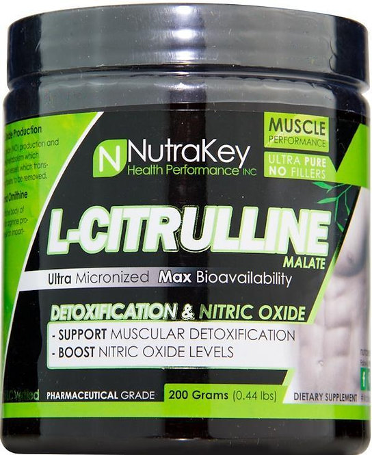NutraKey Citrulline Malate Powder 200 gms