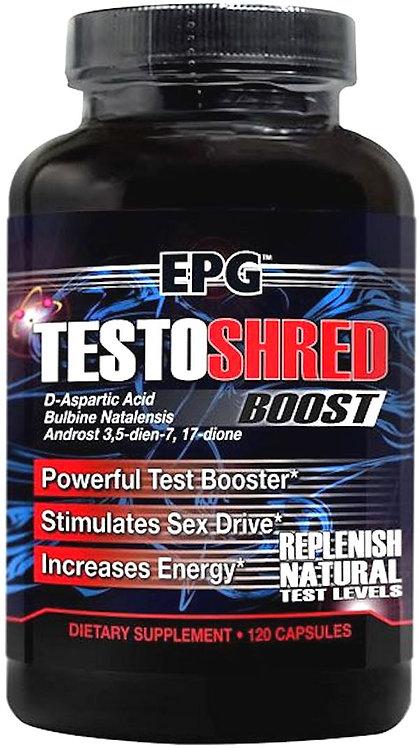 EPG Testoshred 120 caps
