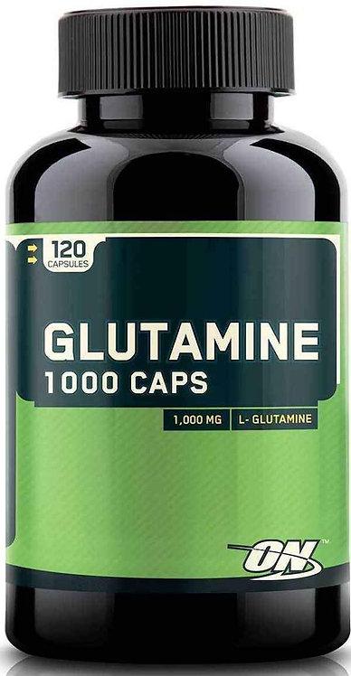 Optimum Glutamine 1000 120 Caps