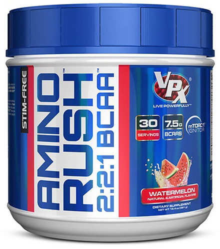 VPX Amino Rush BCAA 2:2:1 28 servings