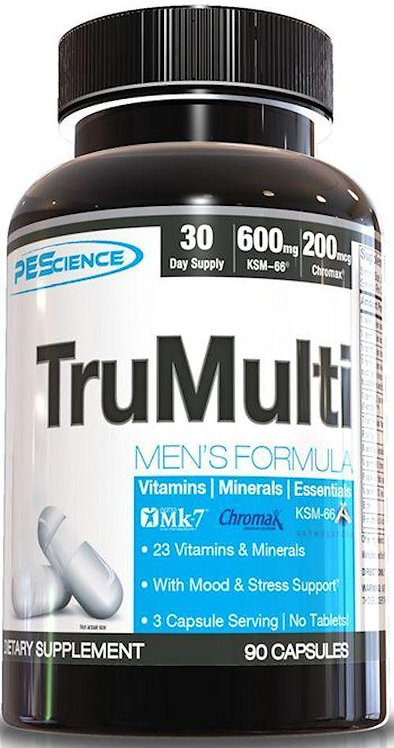 PEScience TruMulti Men's 90 caps