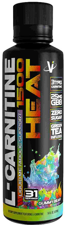 VMI Sports L-Carnitine Heat 1500 Lquid 31 servings