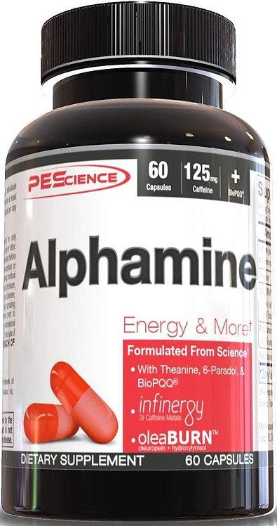 PEScience Alphamine 60 Caps