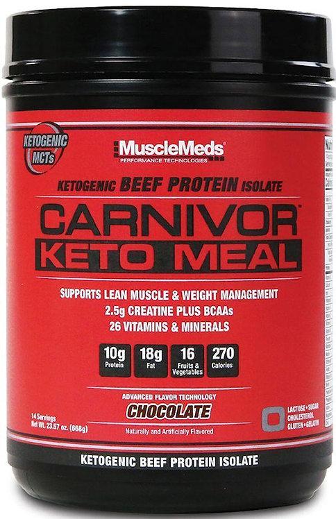 MuscleMeds Carnivor Keto Meal 14 servings