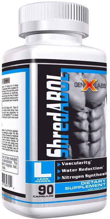 GenXLabs ShredABOL w/Glutamine