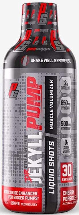ProSupps Dr. Jekyll Pump Liquid Shots 30 servings