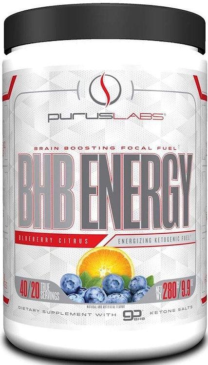 Purus Labs BHB Energy 40 servings