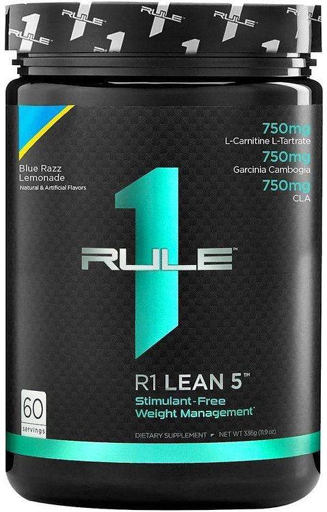 Rule 1 LEAN 5 60 servings