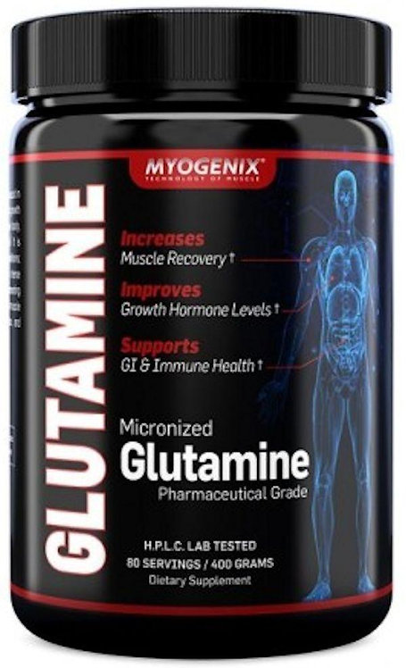 Myogenix Glutamine 400 gms