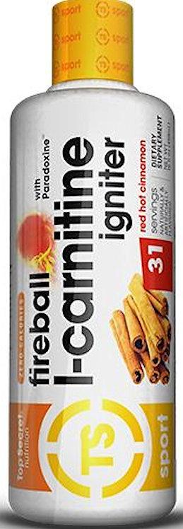 Top Secret Nutrition Fireball L-Carnitine Liquid