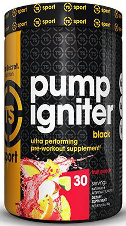 Top Secret Nutrition Pump Igniter Black