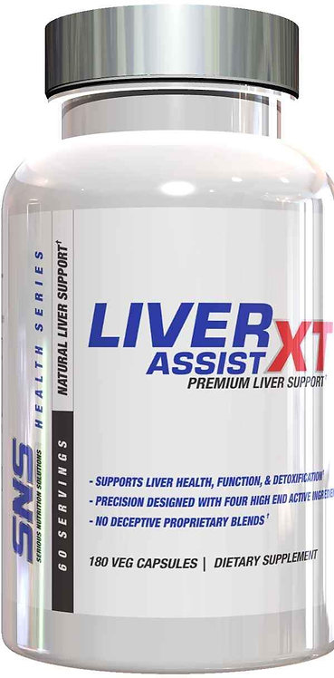 SNS Liver Assists XT 180 vcaps