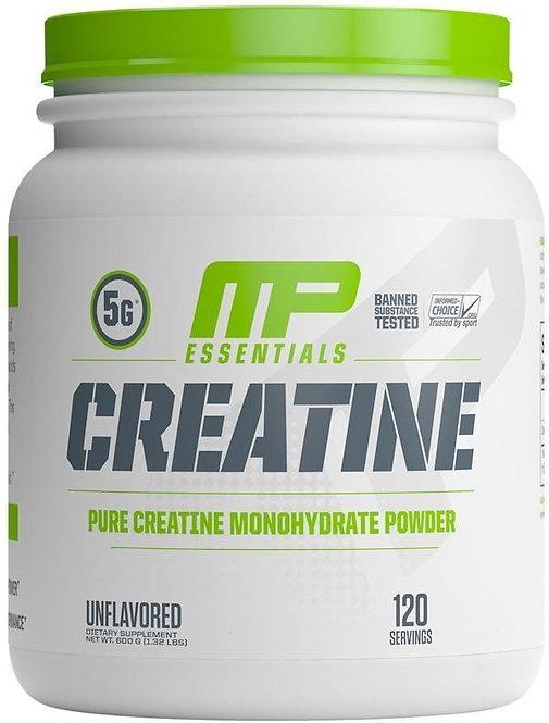 MusclePharm Creatine Essentials 600g