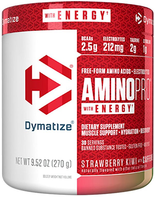 Dymatize Amino Pro + Energy 30 servings