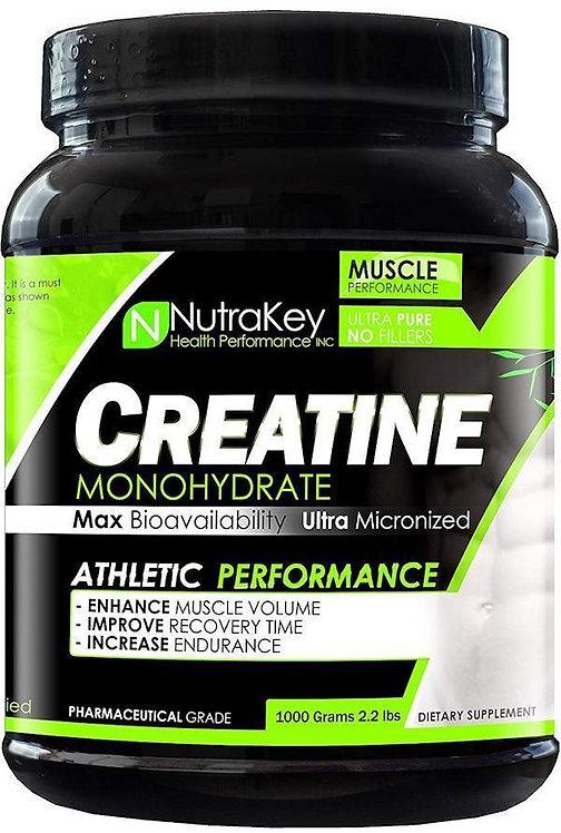 NutraKey Creatine Monohydrate 1000 gms