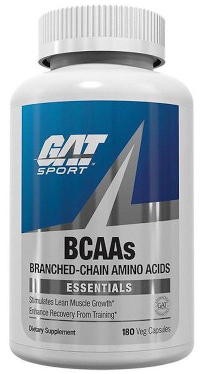GAT Sport BCAAs 180 Veg Caps