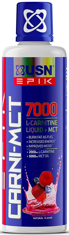 USN Epik Carni MCT Liquid 30 servings
