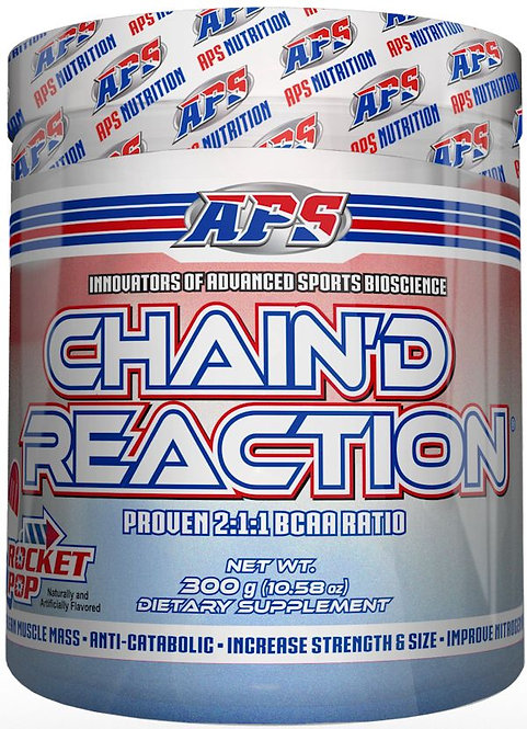 APS Nutrition Chain'd Reaction CLEARANCE