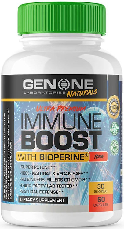 GenOne Labs Ultra Premium Immune Boost