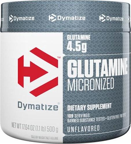 Dymatize Glutamine Micronized 500 gms
