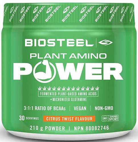 BioSteel Plant Amino Power