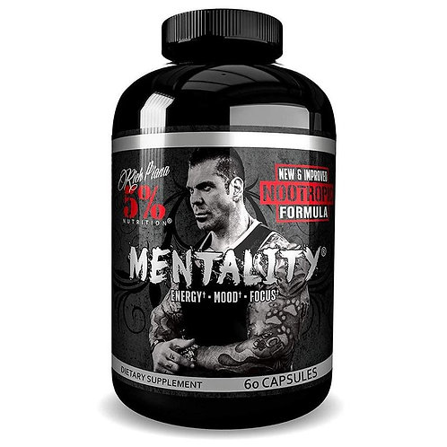 5% Nutrition Mentality 60 caps