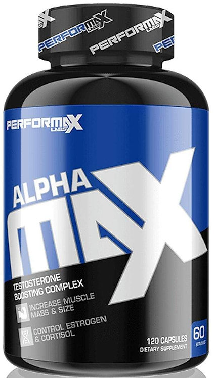 Performax Labs AlphaMax 120 Caps