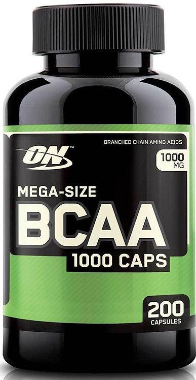 Optimum BCAA 1000 200 Caps