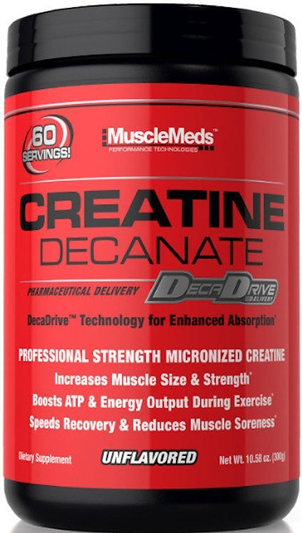 MuscleMeds Creatine Decanate 60 serving